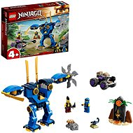 LEGO® NINJAGO® 71740 Jays Elektro-Mech - LEGO-Bausatz