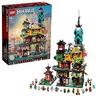 LEGO® Ninjago® 71741 Die Gärten von NINJAGO® City - LEGO-Bausatz