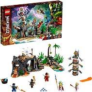 LEGO® NINJAGO® 71747 Das Dorf der Wächter - LEGO-Bausatz