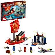LEGO® NINJAGO® 71749 Flug mit dem Ninja-Flugsegler - LEGO-Bausatz