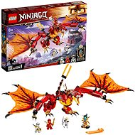 LEGO® NINJAGO® 71753 Kais Feuerdrache - LEGO-Bausatz