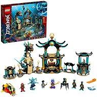 LEGO® NINJAGO® 71755 Tempel des unendlichen Ozeans - LEGO-Bausatz