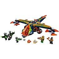LEGO Nexo Knights 72005 Aarons Armbrust - Baukasten