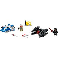 LEGO Star Wars 75196 A-Wing™ vs. TIE Silencer™ Microfighters - Baukasten