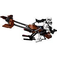 LEGO Star Wars 75532 Scout Trooper und Speeder Bike - Baukasten