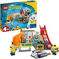 LEGO® Minions 75546 Minions in Grus Labor - LEGO-Bausatz
