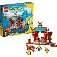 LEGO® Minions 75550 Minions Kung Fu Tempel