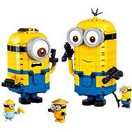 LEGO Minions 75551 Minions-Figuren Bauset mit Versteck - LEGO-Bausatz