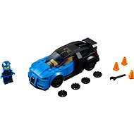 LEGO Speed Champions 75878 Bugatti Chiron - Baukasten
