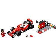 LEGO Speed Champions 75879 Scuderia Ferrari SF16-H - Baukasten