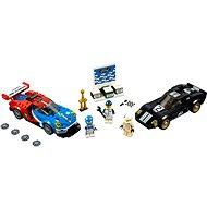 LEGO Speed Champions 75881 2016 Ford GT und 1966 Ford GT40 - Baukasten