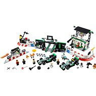 LEGO Speed Champions 75883 MERCEDES AMG PETRONAS Formula One™ Team - Baukasten