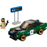 LEGO® Speed Champions 75884 1968 Ford Mustang Fastback - Baukasten