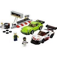 LEGO Speed Champions 75888 Porsche 911 RSR a 911 Turbo 3.0 - Baukasten