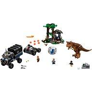 LEGO Jurský Svět 75929 Carnotaura Flucht aus Gyrosféra - Baukasten