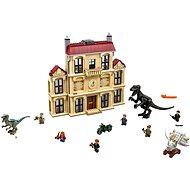 LEGO Jurský Svět 75930 Orden des Indoreptors in Lockwoods Hauptquartier - Baukasten