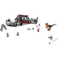 LEGO Jurský Svet 75932 Jurassic Park: Jagd auf Velociraptora - Baukasten