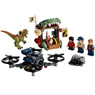 LEGO Jurassic World 75934 Dilophosaurus auf der Flucht - Bausatz