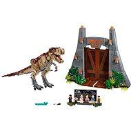 LEGO Jurassic World 75936 Jurassic Park: T. Rex' Verwüstung - LEGO-Bausatz