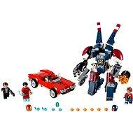 LEGO Super Heroes 76077 Iron Man gegen Detroit Steel - Baukasten