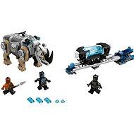 LEGO Super Heroes 76099 Rhino - Entscheidung an der Mine - Baukasten