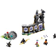 LEGO Marvel Super Heroes 76103 Corvus Glaives Attacke - Baukasten
