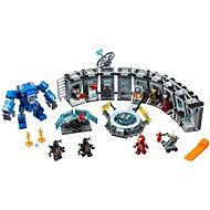 LEGO Super Heroes 76125 Iron Mans Werkstatt - LEGO-Bausatz