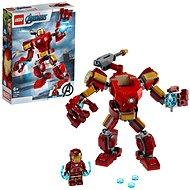 LEGO Super Heroes 76140 Iron Man Roboter - LEGO-Bausatz