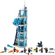 LEGO Super Heroes 76166 Avengers - Kräftemessen am Turm - LEGO-Bausatz