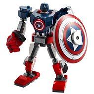 LEGO Super Heroes 76168 Captain America Mech - LEGO-Bausatz