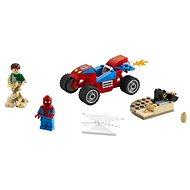 LEGO Super Heroes 76172 Das Duell von Spider-Man und Sandman - LEGO-Bausatz