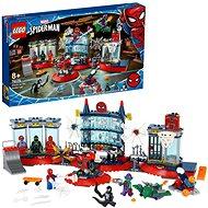 LEGO® Super Heroes 76175 Angriff auf Spider-Mans Versteck - LEGO-Bausatz