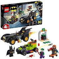 LEGO® DC Super Heroes 76180 Batman vs. Joker: Verfolgungsjagd im Batmobil - LEGO-Bausatz