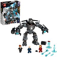 LEGO® Super Heroes 76190 Iron Man und das Chaos durch Iron Monger - LEGO-Bausatz