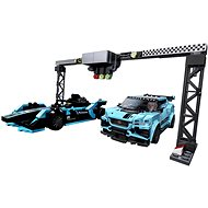 LEGO Speed Champions 76898 Formula E Panasonic Jaguar Racing GEN2 car & Jaguar I-PACE eTROPHY - LEGO-Bausatz