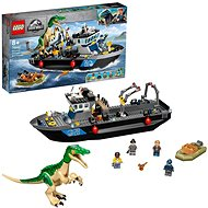 LEGO® Jurassic World™ 76942 Flucht des Baryonyx - LEGO-Bausatz