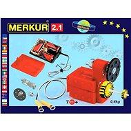 Merkur Metallbaukasten Elektromotor - Baukasten