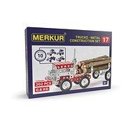 Bausatz Merkur Metallbaukasten - LKW - Stavebnice