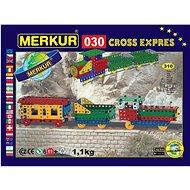 Merkur Metallbaukasten CROSS Express - Baukasten