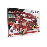 Bausatz Merkur Metallbaukasten Feuerwehr Fire Set - Stavebnice