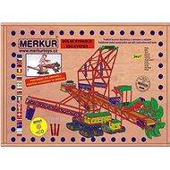 Bausatz Merkur 8 - Stavebnice