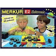 Merkur Metallbaukasten Elektronik - Baukasten