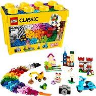 LEGO Classic 10698 LEGO® Große Bausteine-Box - Baukasten