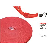 LABEL THE CABLE LTC PRO Rolle 1260 Rot 25m - Kabel-Organizer