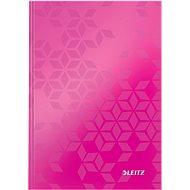 Leitz WOW A5, liniert, Rosa - Notizblock