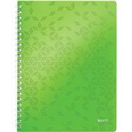 Leitz WOW A4 fester Einband grün - Notizblock