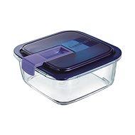 LUMINARC EASY BOX Rechteckig mit Deckel - 82 cl - Dose