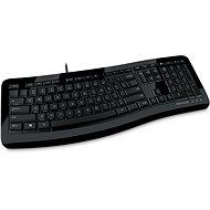 Microsoft Comfort Curve 3000 schwarz ENG Layout - Tastatur