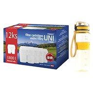 MAXXO UNI Filter 12 Stück + Sportflasche