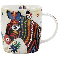 Maxwell & Williams Becher 370ml SMILE STYLE Streifen - Tasse